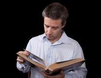 фотоснимок человека альбома стоковое изображение rf