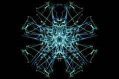 фото абстрактных цветных поглотителей предпосылки multi Стоковые Изображения