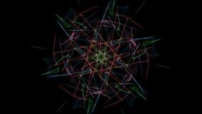 фото абстрактных цветных поглотителей предпосылки multi Стоковые Фото