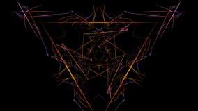 фото абстрактных цветных поглотителей предпосылки multi Стоковое Фото