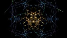 фото абстрактных цветных поглотителей предпосылки multi Стоковые Изображения RF