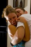 фото влюбленности пар Стоковая Фотография RF