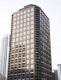 Фото высоких зданий от южной петли в Чикаго Стоковое Изображение