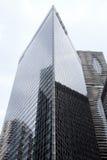 Фото высоких зданий от южной петли в Чикаго Стоковые Фото