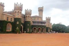 фото дворца bangalore иконическое величественное королевское Стоковое Изображение
