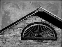 Фото детали амбара текстурированное годом сбора винограда Стоковое Фото