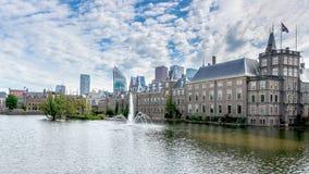 Фото запаса - голландский парламент, вертеп Haag, Нидерланды Стоковые Изображения RF