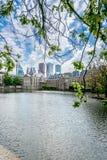 Фото запаса - голландский парламент, вертеп Haag, Нидерланды Стоковая Фотография