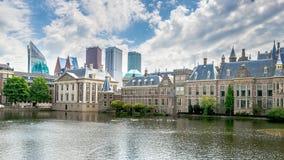 Фото запаса - голландский парламент, вертеп Haag, Нидерланды Стоковые Изображения