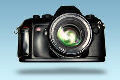 фото изолированное камерой старое Стоковые Фото