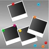 Фото и магниты Стоковые Изображения RF