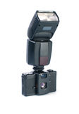 фото камеры внезапное старое Стоковая Фотография RF