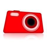 фото камеры компактное цифровое Стоковое Изображение