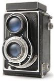 фото камеры ретро Стоковое Изображение RF