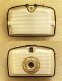 фото камеры ретро Стоковые Изображения