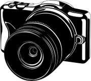 фото камеры Стоковое Изображение