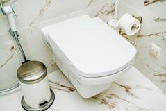 Фото комнаты туалета стоковое изображение rf