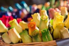 фото красивейших цветков бумажное очень Стоковая Фотография
