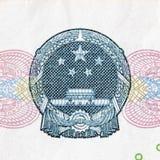 Фото крупного плана счета 10 юаней Деньги Китаев Стоковые Фото