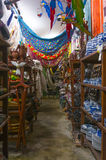 Магазин сувенира в Paraty Стоковая Фотография RF