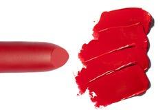 Фото моды губной помады для рекламировать Стоковые Изображения