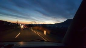 Фото неба Стоковые Изображения RF
