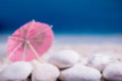 Фото нерезкости пляжа Стоковые Фото