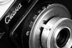 фото объектива cmena крупного плана камеры Стоковые Изображения