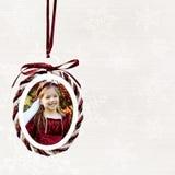 фото орнамента рождества Стоковые Фото