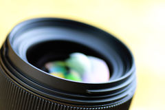 Фото отражения цвета объектива Стоковое Изображение