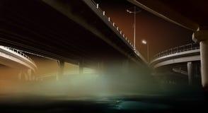 Фото панорамы Стоковые Изображения RF