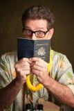 фото пасспорта Стоковые Фотографии RF