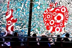 Фото перемещения Нью-Йорка - Манхаттана Стоковое фото RF