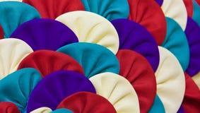 Фото предпосылки красочных одежд уникальное стоковое фото