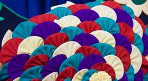 Фото предпосылки красочных одежд уникальное стоковая фотография rf