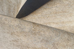 Фото предпосылки детали абстрактной скульптуры Стоковые Изображения RF