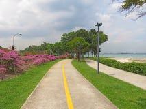 Фото принятое в Сингапур Парк Сингапур восточного побережья Стоковое Фото