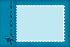 фото рамки смычка Стоковое фото RF