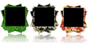 фото рамки цветков Стоковые Фотографии RF