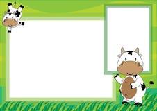 Фото рамки для ребенк Стоковые Изображения RF