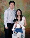фото семьи Стоковые Фотографии RF