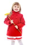Фото студии детей разбивочных Стоковые Фотографии RF