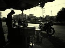 Фото улицы Стоковое Изображение