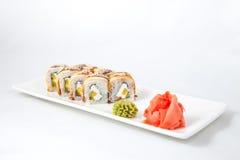 Фото Японии еды суш Стоковые Фотографии RF