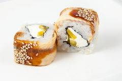 Фото Японии еды суш Стоковые Изображения RF