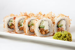 Фото Японии еды суш Стоковая Фотография