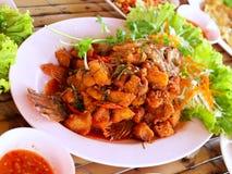 фото 01 еды тайское Стоковая Фотография RF