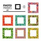 Фото frame-10 Стоковые Изображения