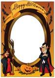 фото frame2 halloween счастливый иллюстрация вектора