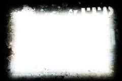 фото grunge рамки пленки Стоковое фото RF